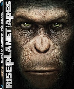 Rise of the Planet of the Apes (Blu-ray/DVD)