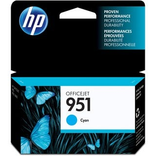 HP 951 Original Ink Cartridge - Cyan