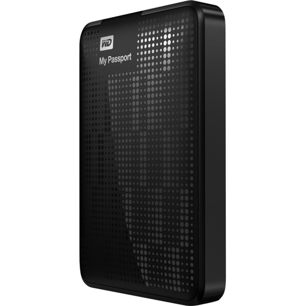 "WD My Passport WDBY8L0020BBK 2 TB 2.5"" External Hard Drive"