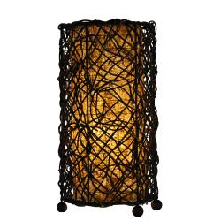 Natural Durian Table Lamp (Philippines)