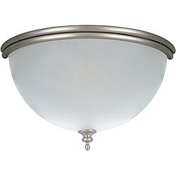 One-Light 60-Watt Quarter Sconce