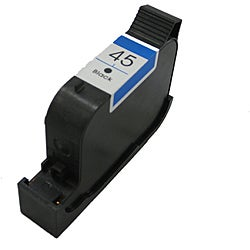HP 45 Black Ink Cartridge (Remanufactured)