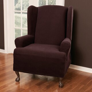 Maytex Stretch Pixel Wing Chair Slipcover