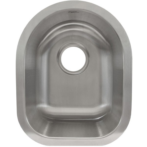 LessCare L104 Undermount Stainless Steel Sink