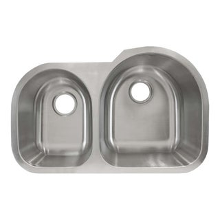 Undermount Stainless Steel Kitchen Sink L203L/R by LessCare