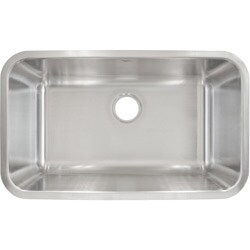 LessCare Stainless Steel Undermount Sink
