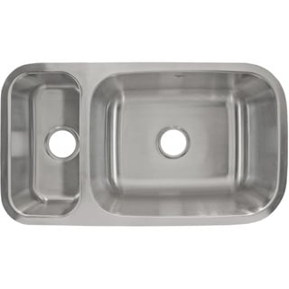 LessCare L204L/R Undermount Stainless Steel Sink