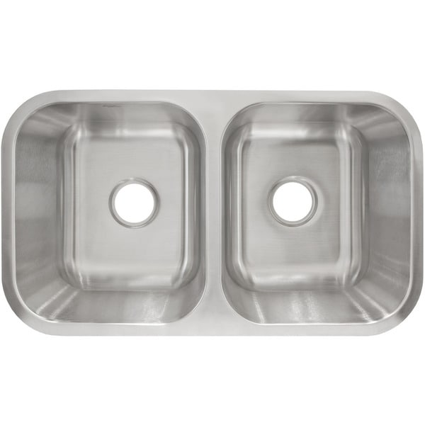 LessCare L205 Undermount Stainless Steel Sink