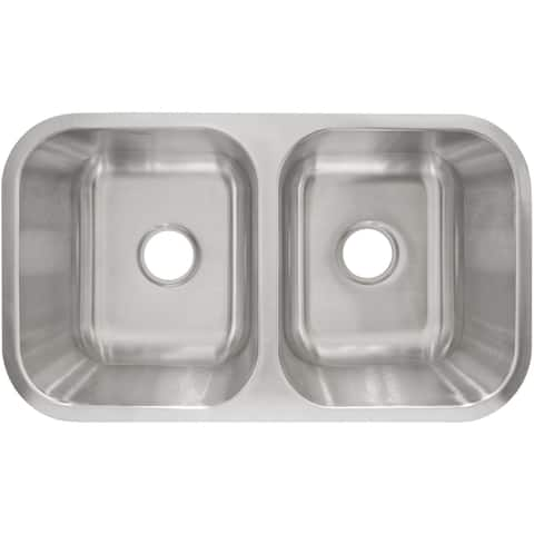 Buy Double Basin, Round Kitchen Sinks Online at Overstock.com | Our ...