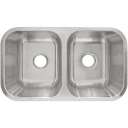 lesscare l205 undermount stainless steel sink - Round Sinks Kitchen