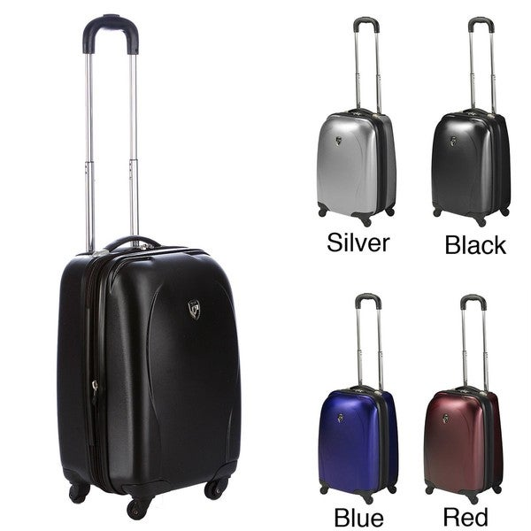 Heys xCase 21-inch Metallic Hardside Carry-on Spinner Upright