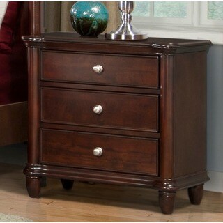 Cherry Finish Nightstands & Bedside Tables For Less