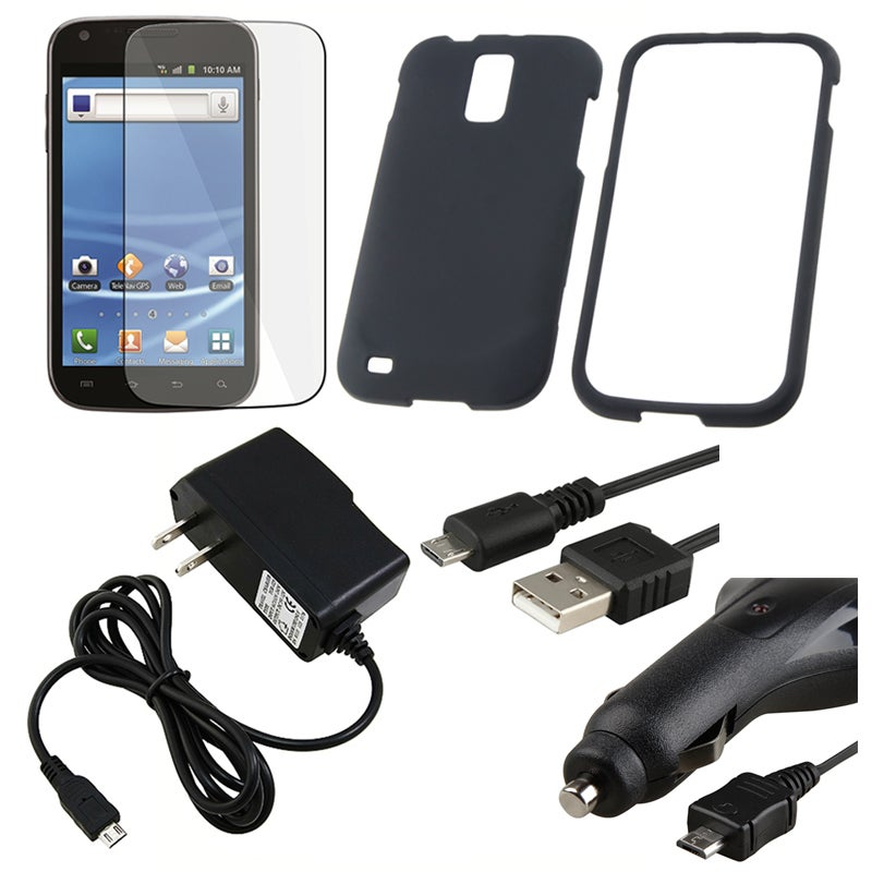 Case/ Screen Protector/ Chargers/ Cable for Samsung Galaxy S II T989