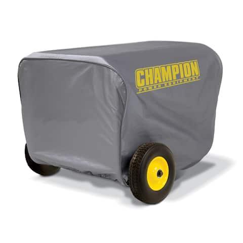 Champion Weather-Resistant Storage Cover for 4800-11,500-Watt Portable Generators