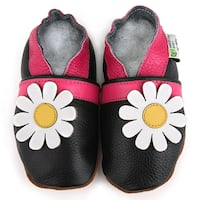 Daisy Soft Sole Leather Baby Shoes