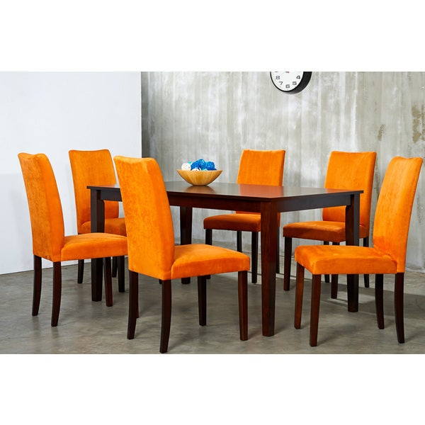 Warehouse of Tiffany Shino 7-piece Dining Furniture Set