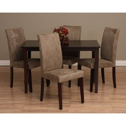Merveilleux Warehouse Of Tiffany Shino 5 Piece Dining Furniture Set