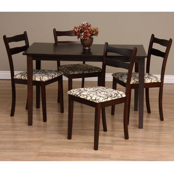 Warehouse of Tiffany Callan 5-piece Dining Furniture Set