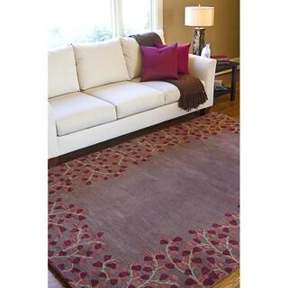 Hand Tufted Vittoria Wool Rug (7'6 x 9'6)