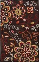 Hand Tufted Crotone Wool Area Rug - 9' x 12'