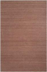 Hand woven Bitonto Reversible Jute Rug  (8' x 11')