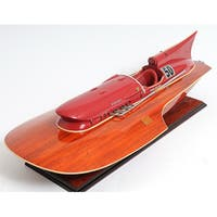 Old Modern Handicrafts Ferrari Hydroplane Model