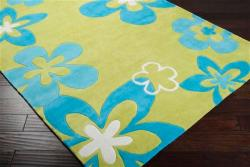 Hand Tufted Clamart Polyester Rug (8' x 10')