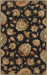Hand Tufted Bourges Wool Rug (6' x 9')