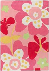 Hand Tufted Meaux Floral Area Rug - 6' x 9'