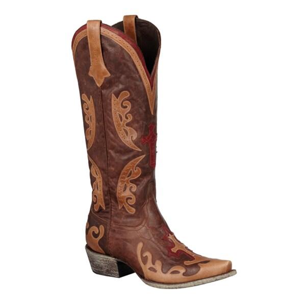 Lane Boots Women's 'Grace' Cowboy Boots