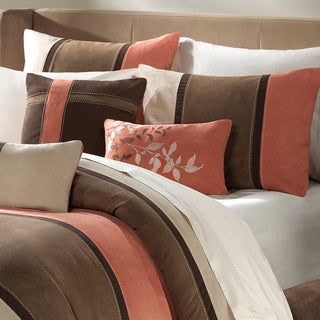 Madison Park Hanover 7-piece Comforter Set (3 options available)
