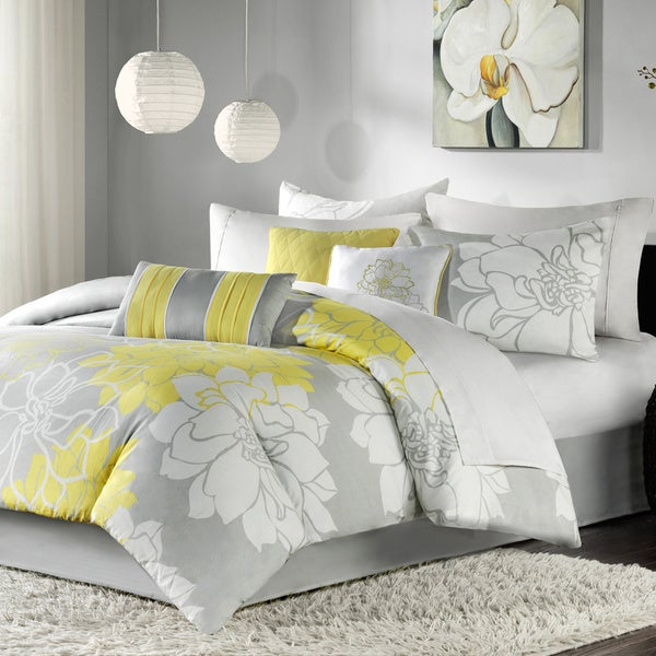 Madison Park Brianna 7-piece Comforter Set