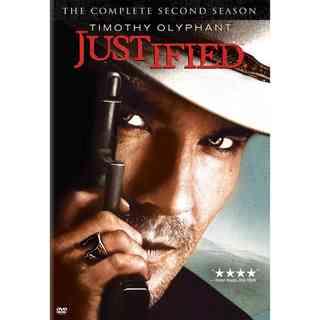 Justified Season Two (DVD)