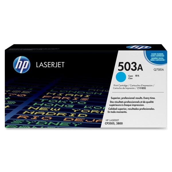 HP 503A Original Toner Cartridge