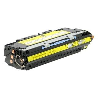 V7 Yellow Toner Cartridge for HP Color LaserJet 3500
