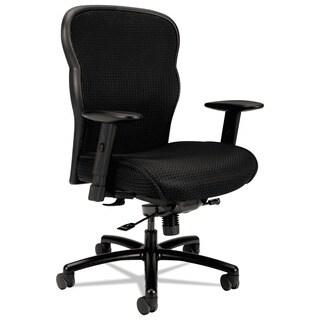 Basyx By HON VL705 Series Black Big U0026 Tall Mesh Chair Hon Office Chairs T49