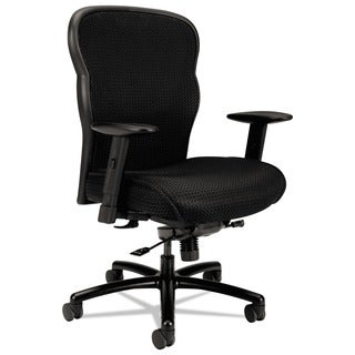 basyx by HON VL705 Series Black Big & Tall Mesh Chair