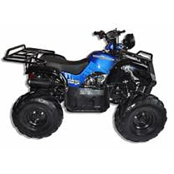 Trailrover Blue 125cc Automatic Transmission ATV - Thumbnail 1