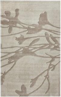 nuLOOM Handmade Pino Branches Rug (5' x 8')