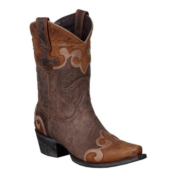 Lane Boots Women's 'Dakota' Traditional Cowboy Boots - Free ...