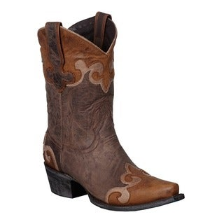 Lane Boots Women's 'Dakota' Traditional Cowboy Boots