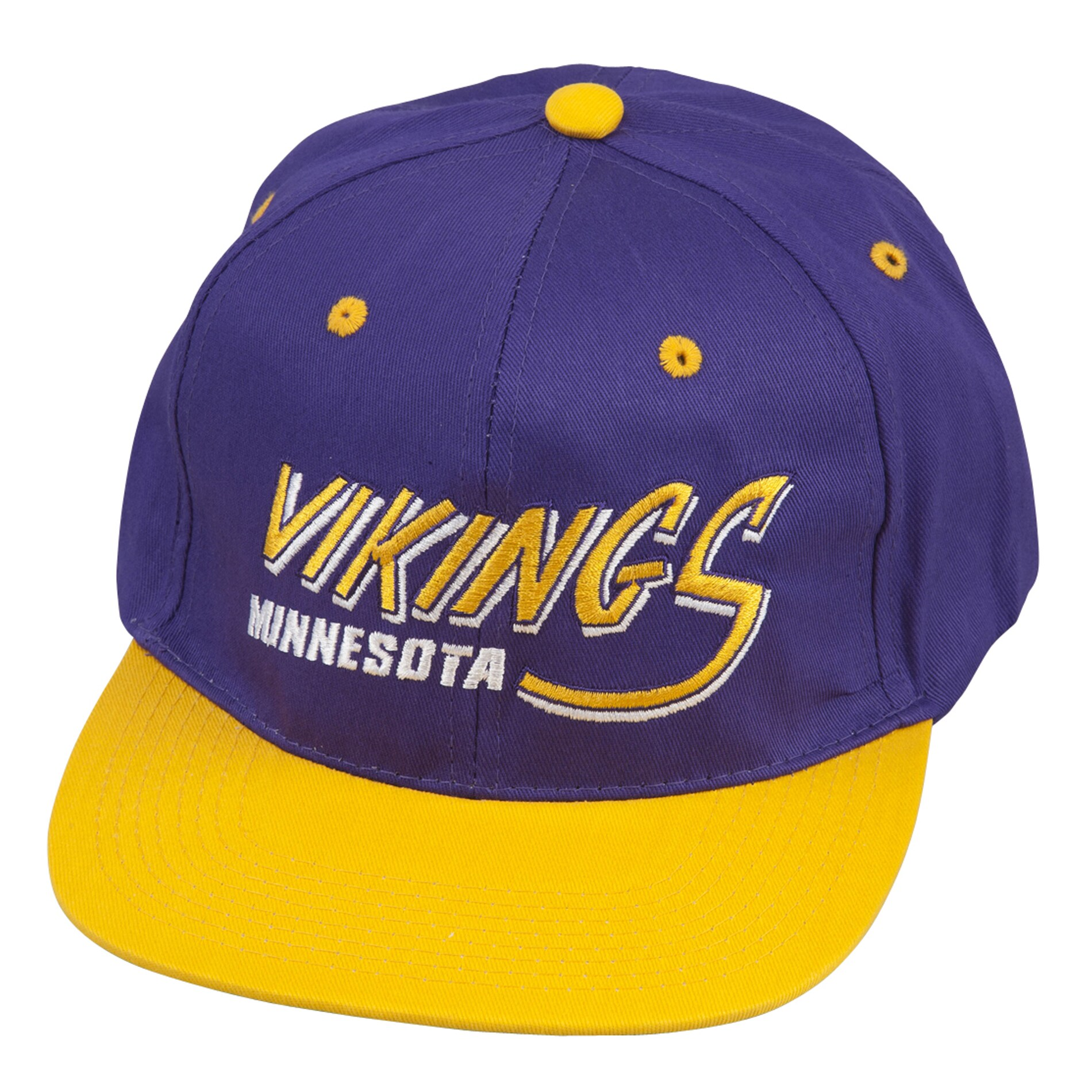 Minnesota Vikings Retro NFL Snapback Hat