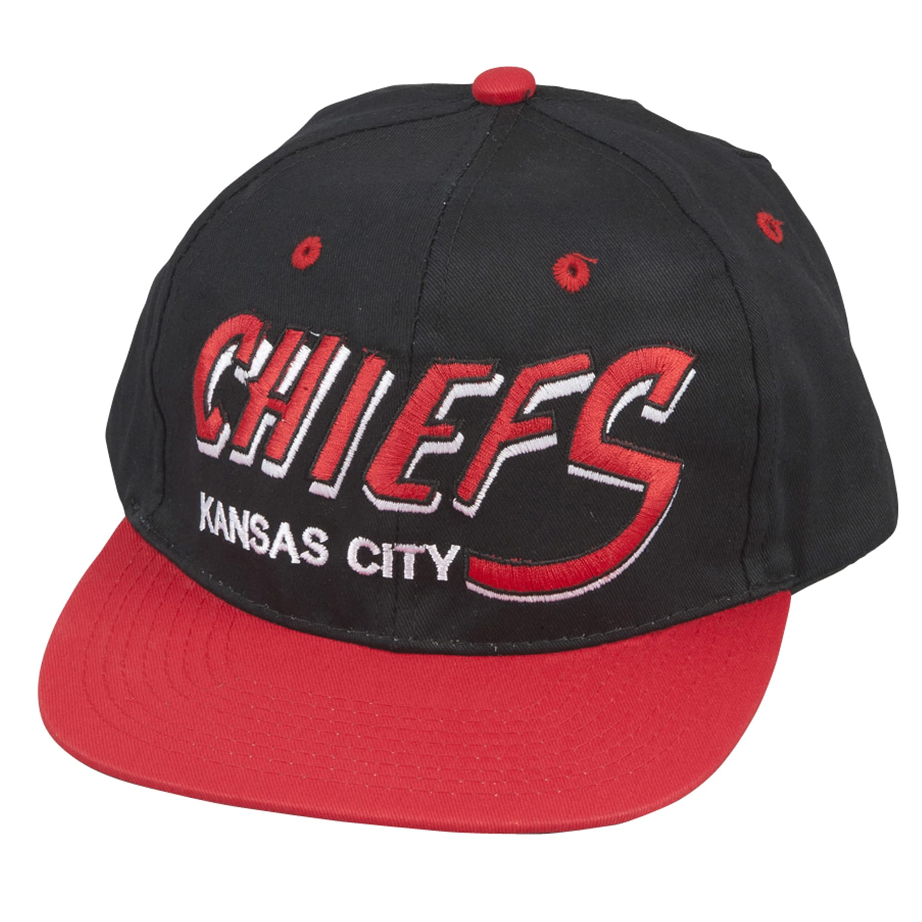 NFL Kansas City Chiefs Retro NFL Snapback Hat
