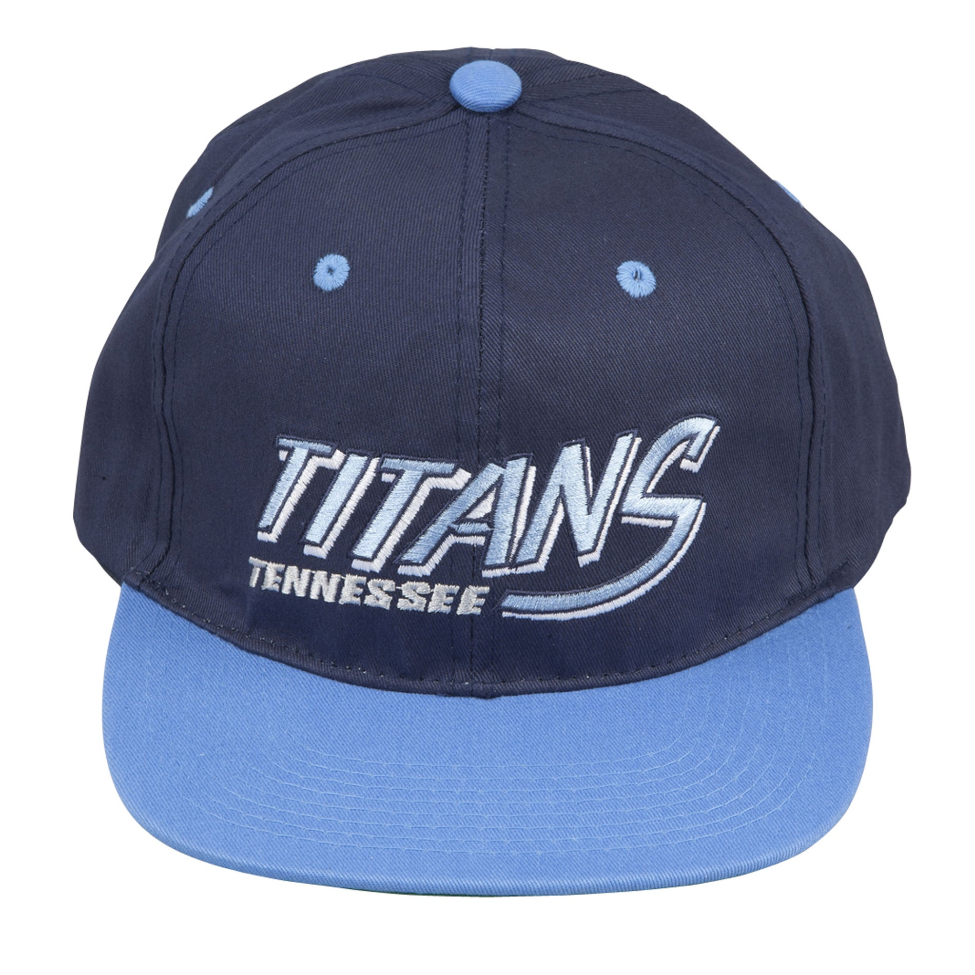 Shop Tennessee Titans Retro NFL Snapback Hat Free Shipping On