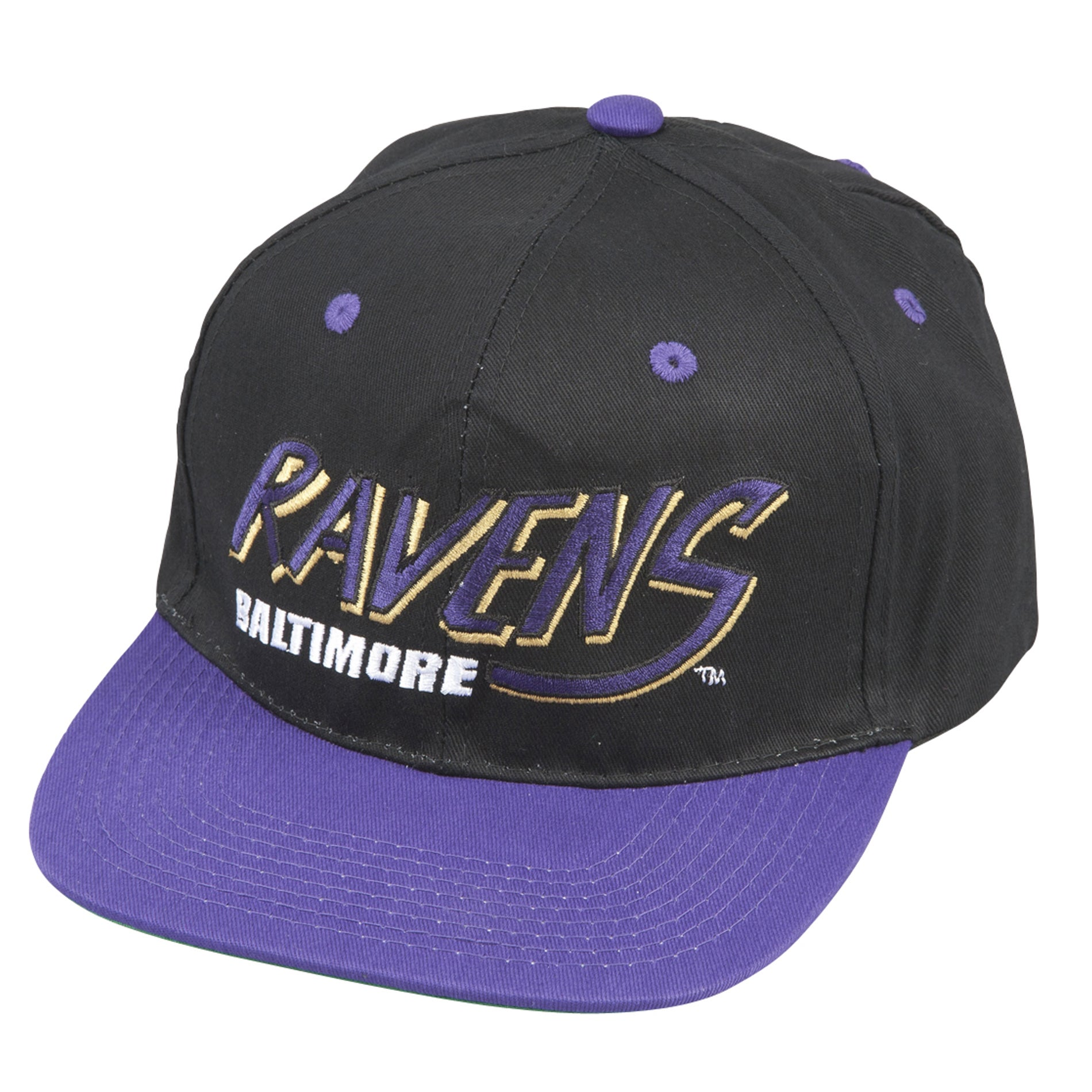 NFL Baltimore Ravens Retro NFL Snapback Hat