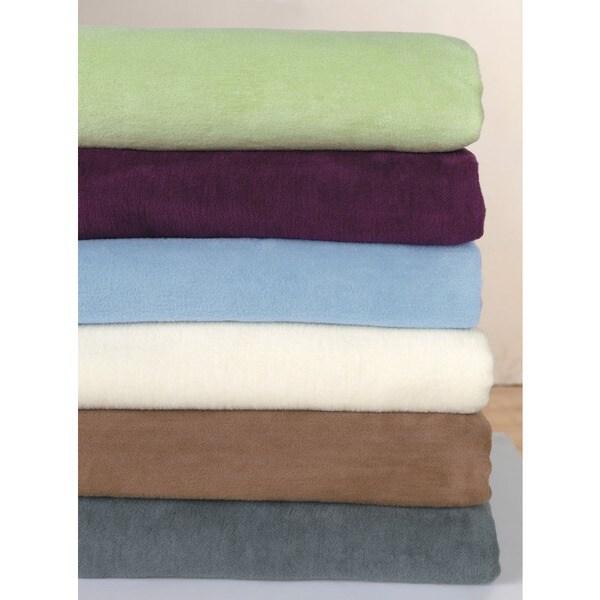 IBENA 100-percent Cotton Blanket