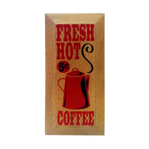 Coffee Wall Panel