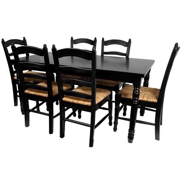 Classic Wood Dining Room Set (China)