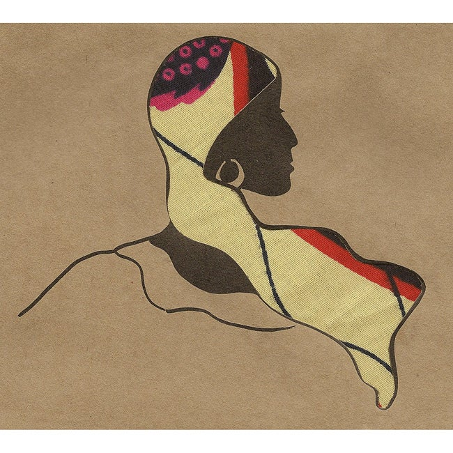 African Proverb Woman's Greeting Card (Set of 4)
