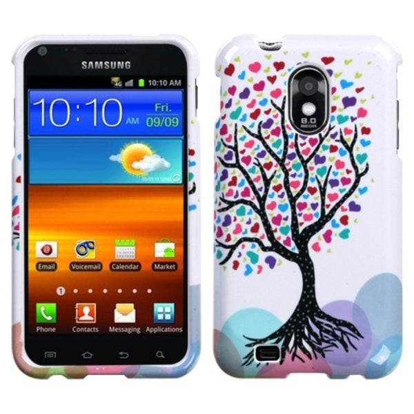 Premium Samsung Galaxy S2 Epic 4G Touch Love Tree Protector Case